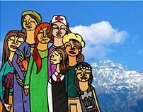 Cartel 8 de Marzo CUT Chile