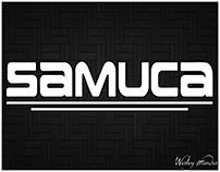 Cantor Samuca (Cartazes, Convites e Adesivos de Shows)
