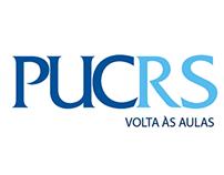Campanha | Volta às Aulas 2015 - PUCRS