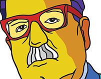 Ilustración Salvador Allende