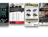 Diseño publicitario para MotorDoo