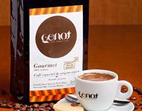 Embalagem Café Genot