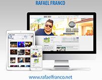 Site Cantor - Rafael Franco