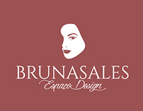Logo Bruna Sales