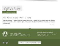 Newsletter | i9