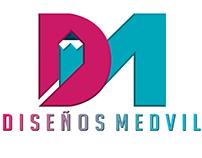 Logo Diseños MedVil