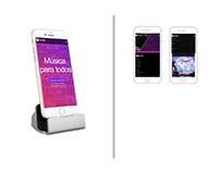Redesign de Interface mobile