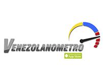 """Logo """"Venezolanómetro"""""""