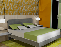 Hotel Boutique 1060 - Habitación Triple Standard