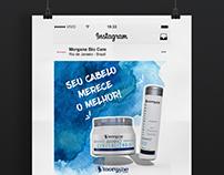 Morgane Bio Care - Anúncio Instagram