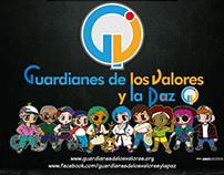 Guardianes de los valores - Cartilla