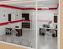 Insurance Office Design