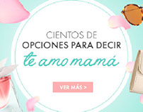 Campaña día de la madre