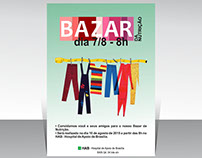 Flyer - Bazar Beneficiente