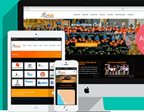 DCR INDUSTRY WEBSITE |  Responsive Premium Web Design