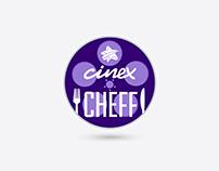 CINEXCHEFF Restaurant - Imagen - empaques - Menú -CINEX