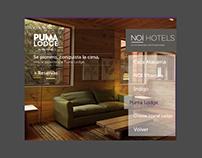 Micro sitios para hoteles NOI