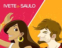 Ivete e Saulo