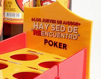 Juegos Jueves de Amigos Poker