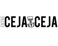 """Logo """"Entre Ceja y Ceja"""" (Blog)"""