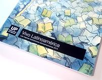 Mis ilustraciones en el libro Vivo Latinoamérica 2015