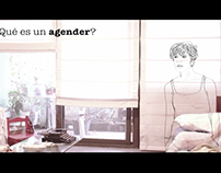 "Short film ""A-Gender"", Buenos Aires, 2016."