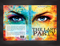 Capa/Book cover (concurso) The last party