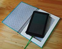 Encuadernación - Porta Tablet