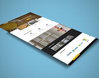 Diseño Sitio Web CONSTRUCCIONES BALBOA