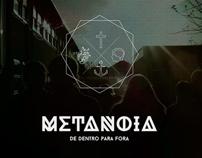 Branding and Visual Identity - Metanoia