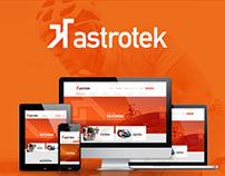 Astrotek Sports - E-commerce / Bikes e Acessórios