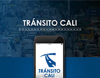 Transito Cali app transport