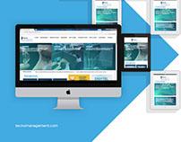 Logo & Web Design - Tecnomanagement.com