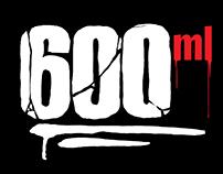 """600ml"" (Logo)"