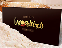 Logotipo Brigadeiros Gourmetzados