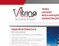 Flyer Vitrine Imóveis