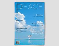 Revista Peace - Diseño Editorial