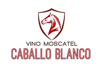 """Rediseño de la marca """" Vino Moscatel Caballo Blanco"""""""