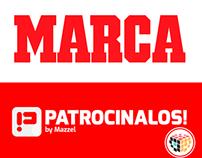 MARCA - PATROCINALOS