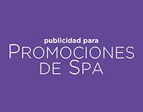 Promociones para un Spa