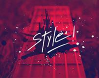Style! typo