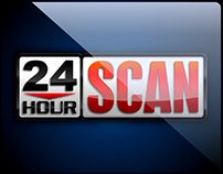 24 Hours Scan Logo