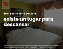 Hostal El Roble - Post para Facebook