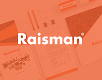 [BRANDING & DESIGN] Raisman