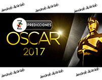 Predicciones de los Premios Oscar 2017 según expertos