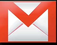 Header email