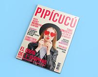 Pipícucú - Diseño editorial