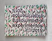 Mostra experimentos 2015