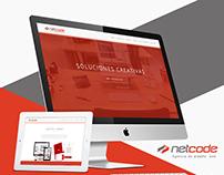 Netcode - Agencia de diseño web