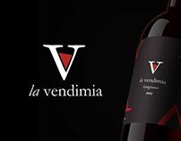 Diseño de Etiquetas - Bodega La Vendimia